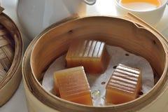 Chiński imbiru tort Fotografia Stock