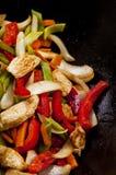 chiński jedzenie Obrazy Stock