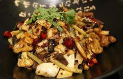 chiński jedzenie Zdjęcia Stock