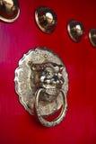 chiński klasyczny knocker Zdjęcia Stock
