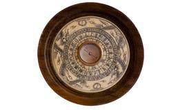 chiński kompas. Obrazy Royalty Free