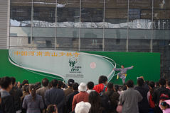 chiński kongfu Zdjęcie Stock