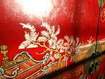 Chiński kredens Zdjęcie Royalty Free