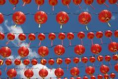 chiński lampion Obrazy Stock