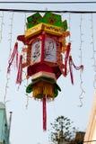 Chiński lampion fotografia stock