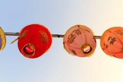 chiński latarnia Obrazy Royalty Free