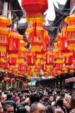 Chiński Latarniowy Festiwal zdjęcie stock