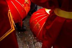 chiński latarniowy nowy tradycyjny rok Fotografia Stock