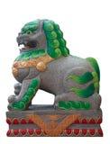 chiński lew Zdjęcia Royalty Free
