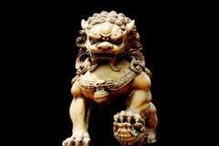 chiński lew Obraz Royalty Free