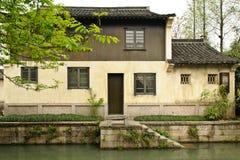 Chiński ludu dom Obraz Royalty Free