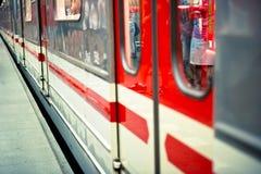 chiński metro Zdjęcie Royalty Free