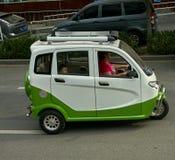 Chiński minicar Obraz Stock