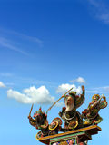 chiński modylion Zdjęcie Stock