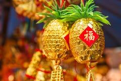 Chiński nowy rok. Zdjęcia Royalty Free