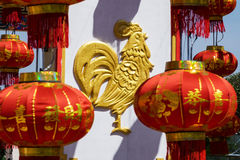 Chiński nowy rok 2017 Obrazy Stock