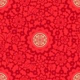 Chiński nowy rok Bezszwowy Fotografia Royalty Free