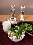 chiński obiad fotografia stock