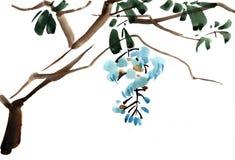 Chiński obraz Fotografia Stock