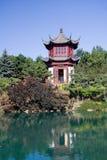 chiński ogród Zdjęcia Royalty Free
