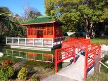 chiński ogród Obraz Stock