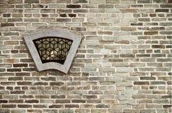 chiński okno Obrazy Stock