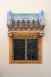 chiński okno Fotografia Stock