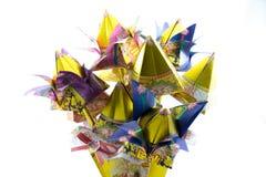 Chiński origami Zdjęcia Stock