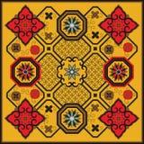 Chiński ornament Zdjęcia Stock