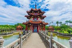 chiński pagodowy tradycyjne Fotografia Stock
