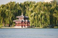 chiński pavalion zdjęcia royalty free