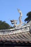 Chiński smok Zdjęcia Stock