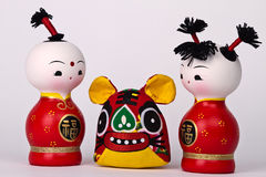 chiński styl Obrazy Stock