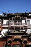 chiński styl budowlanych Obrazy Stock