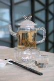 chiński teapot Zdjęcie Stock