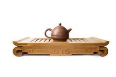 Chiński teapot Fotografia Stock