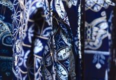 Chiński Tradycyjny batik Obraz Royalty Free