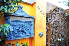 Chiński Tradycyjny dom Fotografia Royalty Free