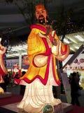 Chiński tradycyjny latarniowy festiwal Fotografia Royalty Free