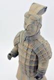 Chiński wojownik Zdjęcia Royalty Free