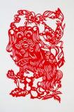 chiński zodiak Obrazy Royalty Free