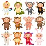 Chiński zodiak Fotografia Stock