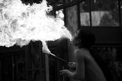 Chińskie akrobacje obrazy stock