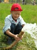 chińskie dzieci Fotografia Royalty Free