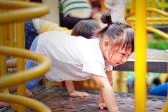 chińskie dzieci Zdjęcia Royalty Free