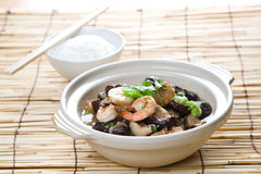 chińskie jedzenie Obrazy Royalty Free