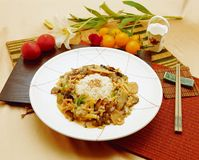 chińskie jedzenie Zdjęcie Royalty Free