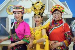 chińskie kobiety Zdjęcie Stock