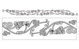 chińskie sztuki elementów royalty ilustracja