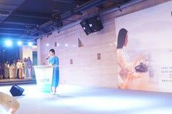 Chińskiego (Shenzhen) agilawood Kulturalny expo Obrazy Royalty Free